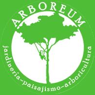 Logo Arboreum Jardinería Zaragoza